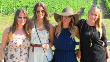 Wine Tours in Prince Edward County