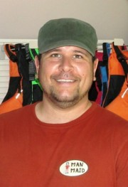 Jay Chetwynd, Handyman