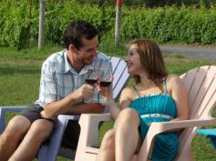 Romantic Wine Tour Prince Edward County