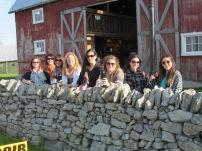 Devil's Wishbone Wine Tour 2013 Prince Edward County