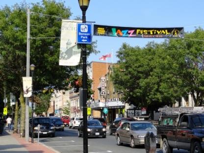 Picton Main Street Prince Edward County Summer