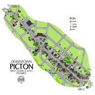 Map of Picton Ontario