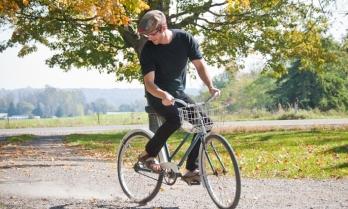 Spark Box on Bike