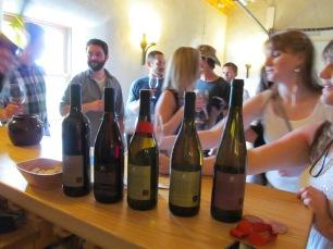 Wine Tour Prince Edward County