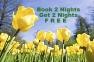 Prince Edward County Getaway Package Spring